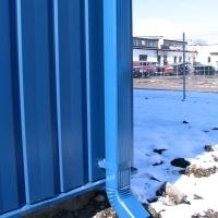 TP15 seinakattena, RR35 sinine