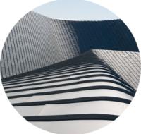 Titaantsingist katused