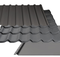 Corrugated Roofing Sheets and Wall Cladding Sheets