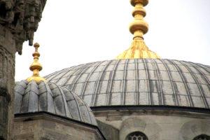 Tinaga kaetud kuppelkatus Türgist